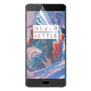 ENKAY Clear HD PET Full Size Screen Protective Film for Oneplus 3