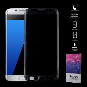 Tempered Glass Screen Film Guard Full Coverage for Samsung Galaxy S7 edge G935