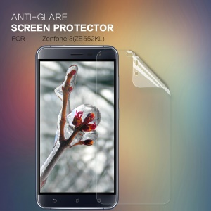 NILLKIN Matte Anti-scratch Screen Protector Film for Asus Zenfone 3 ZE552KL
