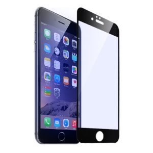 FSHANG 0.2mm 2.5D  Anti-blue-ray Tempered Glass Screen Protector for iPhone 6s Plus / 6 plus - Black