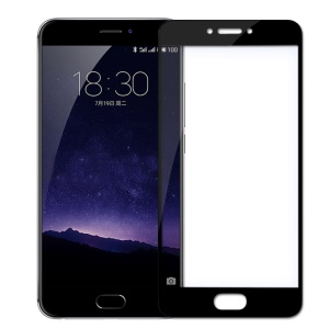 NILLKIN for Meizu MX6 Amazing CP+ Anti-burst Tempered Glass Screen Protector - Black