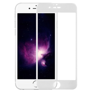 BENKS Magic KR+PRO 3D Tempered Glass Guard Film for iPhone 6s Plus/6 Plus Curved Full Coverage - White