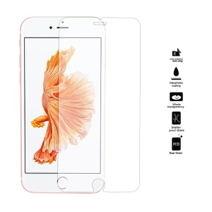 100Pcs/Set 0.25mm Tempered Glass Screen Protector Film for iPhone 8/7 Explosion-proof