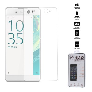 0.25mm Tempered Glass Screen Protector Guard Film for Sony Xperia XA Ultra Arc Edge