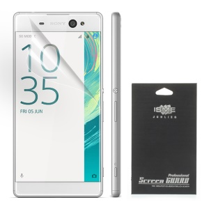 HD Clear Screen Protector for Sony Xperia XA Ultra (Black Package)
