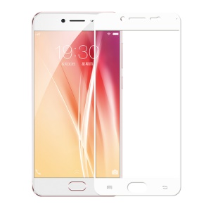 BENKS Magic OKR+PRO 9H 0.3mm Full Size Tempered Glass Screen Protector for Vivo X7 Plus - White
