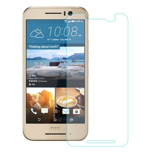 0.25mm Tempered Glass Screen Protector Film for HTC One S9 (Arc Edge)