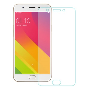 0.25mm Tempered Glass Screen Protector Guard Film for Oppo A59 (Arc Edge)