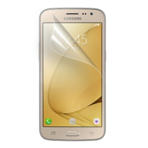 Clear LCD Screen Protector Shield Film for Samsung Galaxy J2 (2016)