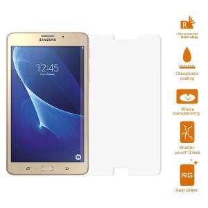 For Samsung Galaxy J Max 0.3mm Tempered Glass Screen Protector Film Arc Edge
