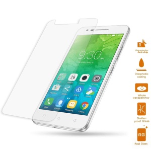 0.3mm Tempered Glass Screen Protector Guard Film for Lenovo Vibe C2 Arc Edge