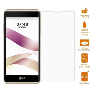 0.3mm Tempered Glass Screen Protector Film for LG X Skin Arc Edge