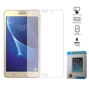 For Samsung Galaxy J Max Tempered Glass Screen Protector Film 0.3mm (Arc Edge)