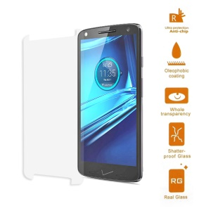 0.3mm Tempered Glass Screen Protector for Motorola Moto X Force / Droid Turbo 2 (Arc Edge)