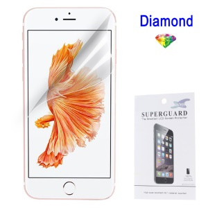 Diamond Effect LCD Screen Protector Film for for iPhone 7 4.7 inch