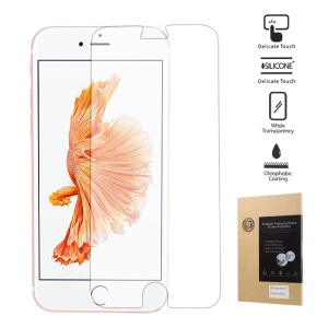 0.3mm Tempered Glass Screen Film Cover Arc Edge for iPhone 8/7 4.7 Inch