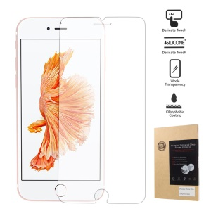 0.3mm Tempered Glass Screen Protector Arc Edge for iPhone 8 Plus/7 Plus 5.5 Inch