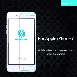 NILLKIN Amazing H+ Nanometer Tempered Glass Screen Film for iPhone 7 4.7