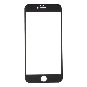 COOYEE Carbon Fiber Tempered Glass Screen Full Cover Film Anti-blue-ray for iPhone 6s Plus/6 Plus - Black