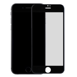 BENKS Magic OKR+PRO for iPhone 7 3D Curved Full Screen Tempered Glass Protector Guard Anti-peep - Black