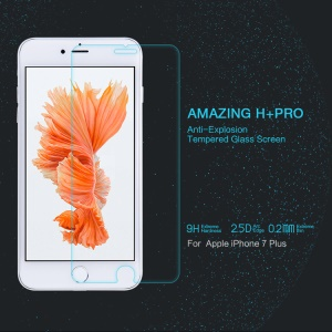 NILLKIN Amazing H+PRO for iPhone 7 Plus Tempered Glass Screen Protector Film Nanometer