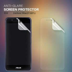 NILLKIN Matte Anti-scratch LCD Screen Protector Guard Film for Asus Zenfone 3 Max ZC520TL