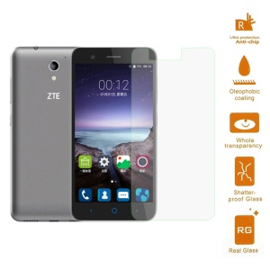 0.3mm Tempered Glass Screen Protector Film for ZTE Blade A510 Arc Edge
