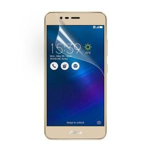 Clear LCD Screen Protector Film for Asus Zenfone 3 Max ZC520TL