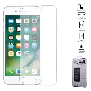 0.25mm Matte Tempered Glass Screen Protector Guard Film for iPhone 8 Plus/7 Plus Arc Edge