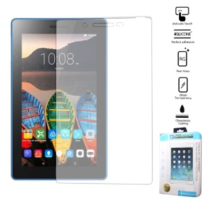 0.3mm Clear Tempered Glass Screen Protector Film for Lenovo Tab 3 7 Basic (710F/I) Arc Edge