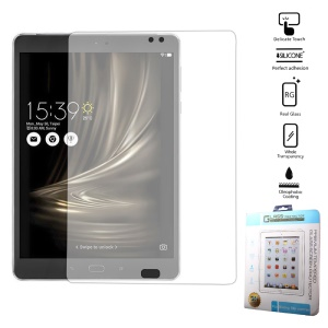 0.3mm Clear Tempered Glass Screen Protector for Asus Zenpad 3S 10 Z500M Arc Edge