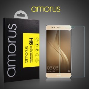 AMORUS Tempered Glass Screen Protector Film for Huawei P9 Lite / G9 Lite
