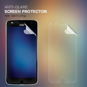 NILLKIN Matte Anti-scratch LCD Screen Protector Guard Film for Motorola Moto Z Play