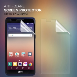 NILLKIN for LG X Power Anti-scratch Matte Screen Protector Guard Film