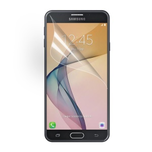 Clear LCD Screen Protector Guard Film for Samsung Galaxy J7 Prime