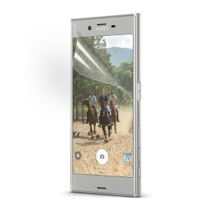 Clear LCD Screen Protector Guard Film for Sony Xperia XZ