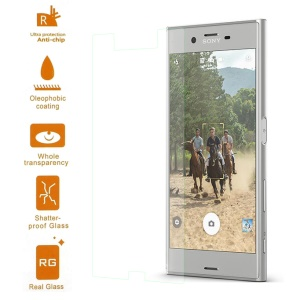 0.3mm Tempered Glass Screen Protector Film for Sony Xperia XZs / XZ Arc Edge