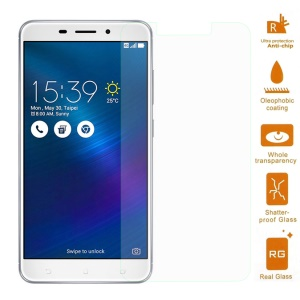 0.3mm Tempered Glass Screen Protector Guard Film for Asus Zenfone 3 Laser ZC551KL Arc Edge