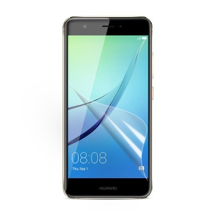 Clear LCD Screen Protector Guard Film for Huawei nova