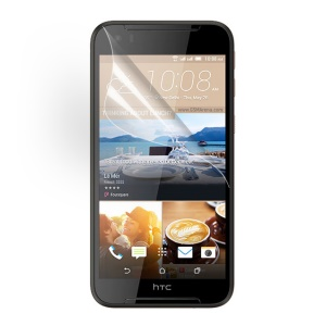 Clear LCD Screen Protector Guard Film for HTC Desire 830