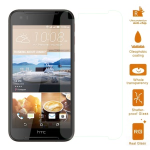 0.3mm Tempered Glass Screen Protector Film for HTC Desire 830 Arc Edge
