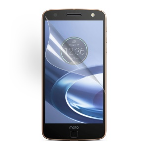 Clear LCD Screen Protector Guard Film for Motorola Moto Z Force