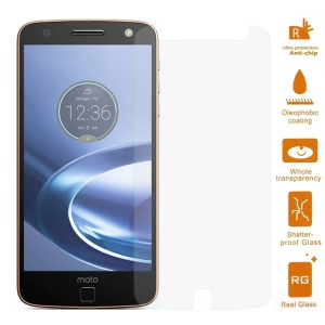 0.3mm Tempered Glass Screen Protector for Motorola Moto Z Force Arc Edge