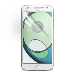 Clear LCD Screen Protector Guard Film for Motorola Moto Z Play