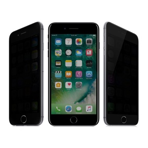 Anti-peep Privacy Tempered Glass Screen Protector for iPhone 8/7 4.7 inch