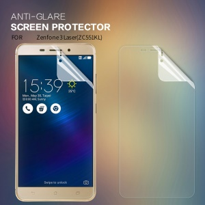 NILLKIN Anti-scratch Matte Screen Protection Film for Asus Zenfone 3 Laser ZC551KL