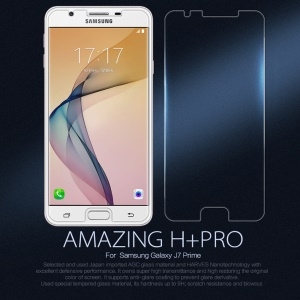 NILLKIN Amazing H+PRO for Samsung On7 (2016) / J7 Prime Tempered Glass Screen Protector Film