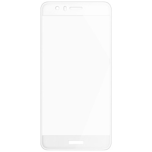 IMAK Full Cover Tempered Glass Screen Protector for Huawei Honor 8 - White