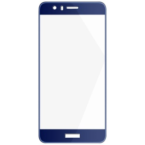 IMAK Tempered Glass Screen Protector Full Coverage for Huawei Honor 8 - Blue