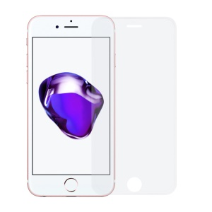 0.26mm 3D Curved Full Covering Tempered Glass Screen Protector for iPhone 7 4.7 - Transparent